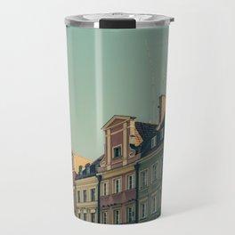 Wroclaw City Center Travel Mug
