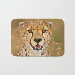 Cheetah Photos Bath Mat