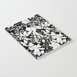 Venus Flowers Notebook