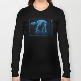 At-At Anatomy Long Sleeve T-shirt