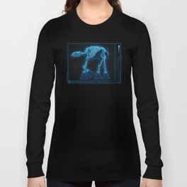 At-At Anatomy Long Sleeve T-shirt