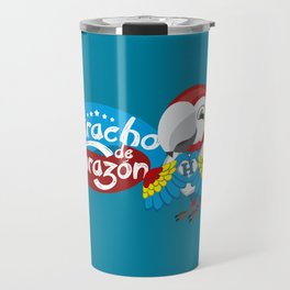 Catracho de Corazón Travel Mug