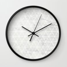 TriangUlina Wall Clock