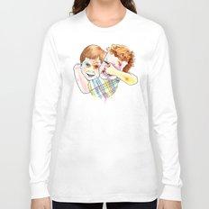 COUSINS. Long Sleeve T-shirt