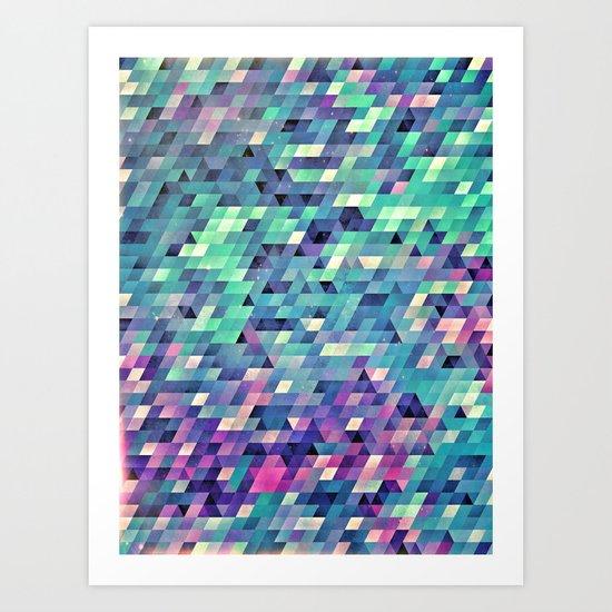 vyry_cyld Art Print