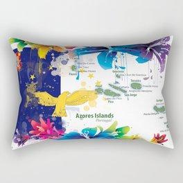 Azores islands, Portugal Rectangular Pillow