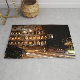 Roma, Colosseo   Rome, colosseum Rug