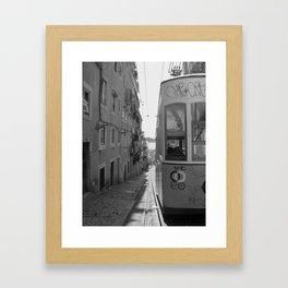 BICA Lisbon Framed Art Print