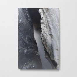 Hidden Water Box Canyon - Ouray, CO Metal Print