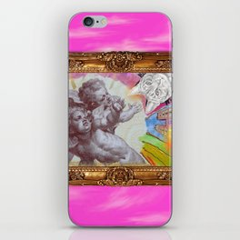 Angelo dell Gatto - Variations on the theme of the Italian Baroque iPhone Skin