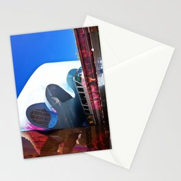 Seattle Center Monorail Stationery Cards