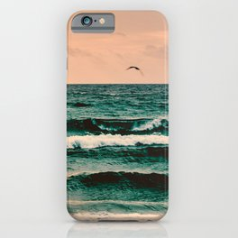 Escape to Paradise iPhone Case