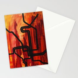 DC Metro  Stationery Cards