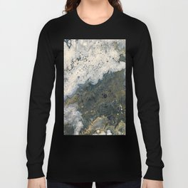 Acrylic Pour 2 Long Sleeve T-shirt