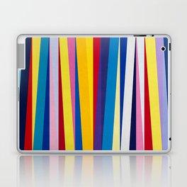Colored lines I Laptop & iPad Skin