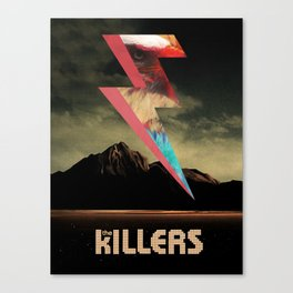 The Killers Eagle Canvas Print