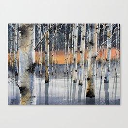 Koivumaa Canvas Print