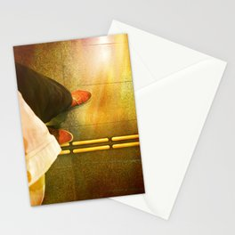 one more step. Stationery Cards