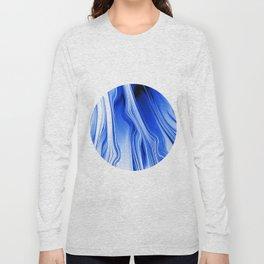 Streaming Blues Long Sleeve T-shirt