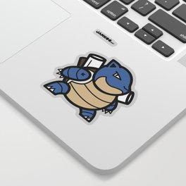 FED - Water Turtle Sticker