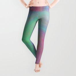 design in pastel tones -8- Leggings