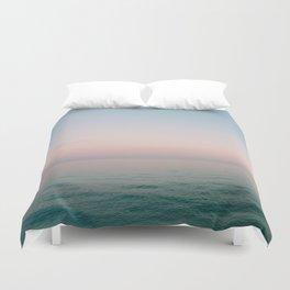 Pastel Ocean III Duvet Cover