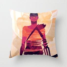 Furiosa is Furious Throw Pillow