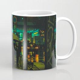 Tokyo Nights / Kiss Land / Blade Runner Vibes  / Liam Wong Coffee Mug