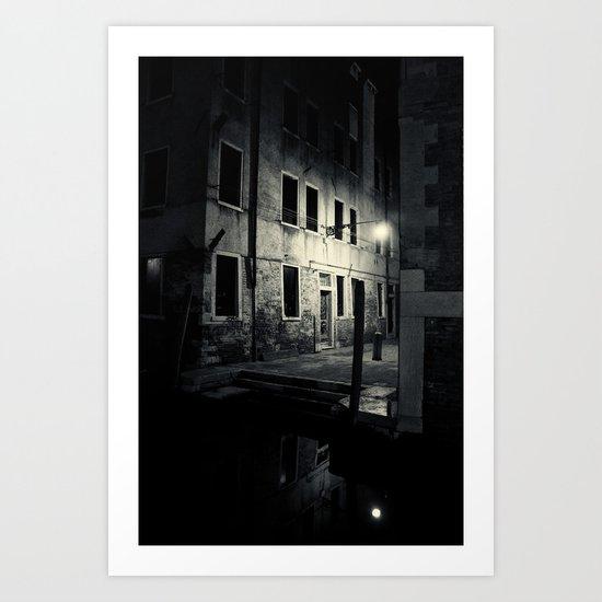 Piece of Venice Art Print