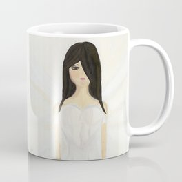 White Heart of Pure Light Coffee Mug