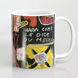Do What The Doctor Says Coffee Mug