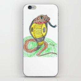 Egyptian Cobra iPhone Skin