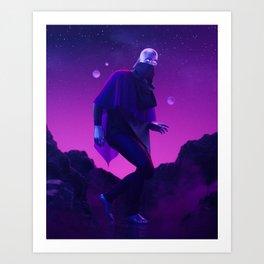 Astraeus Art Print