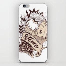 Hate iPhone Skin