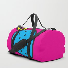 Strawberrious - Cyan/MAGENTA Duffle Bag