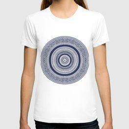 Denim Mandala T-shirt