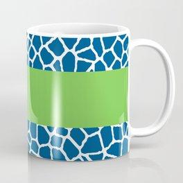 staklo (dark blue with green stripe) Coffee Mug
