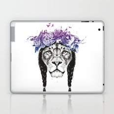 King of lions Laptop & iPad Skin