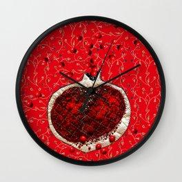Sweet explosion Wall Clock