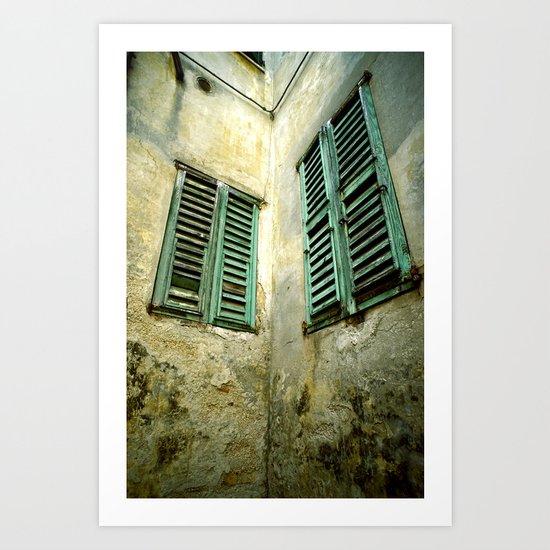windows vista Art Print