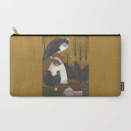 Ira's Hens Carry-All Pouch