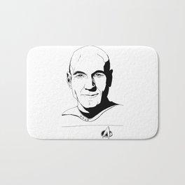 Jean-Luc Picard Bath Mat