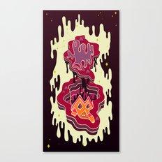 Dimensio B Canvas Print
