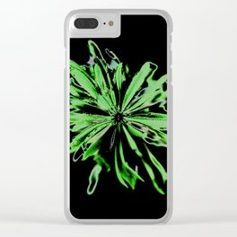 Viridi Castilleja Clear iPhone Case
