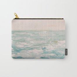 Atlantic Sea Carry-All Pouch