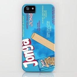 Jonga iPhone Case
