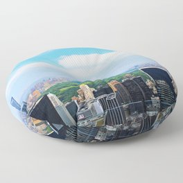 Central Park Floor Pillow