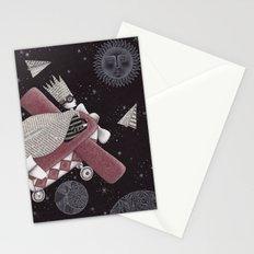 Five Hundred Million Little Bells (5) Stationery Cards