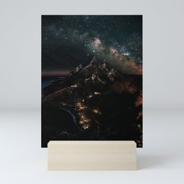 Velaris, City of Starlight, Night Court, A Court of Thorns and Roses Mini Art Print