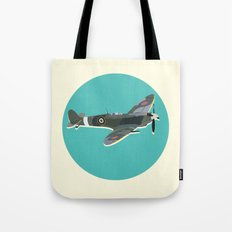 A Brief History of Aviation Tote Bag